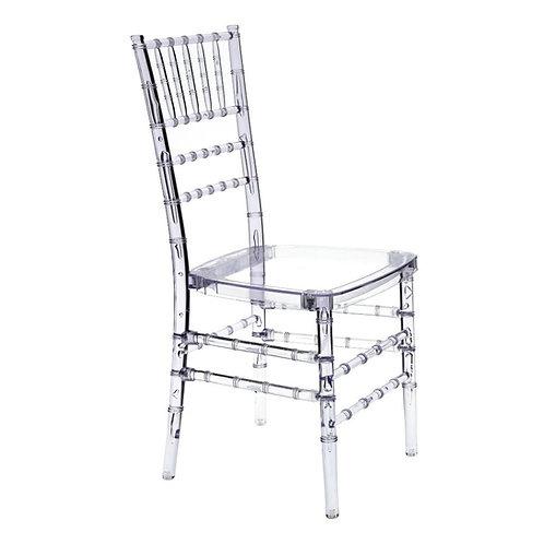 Krzesło transparentne Event 33
