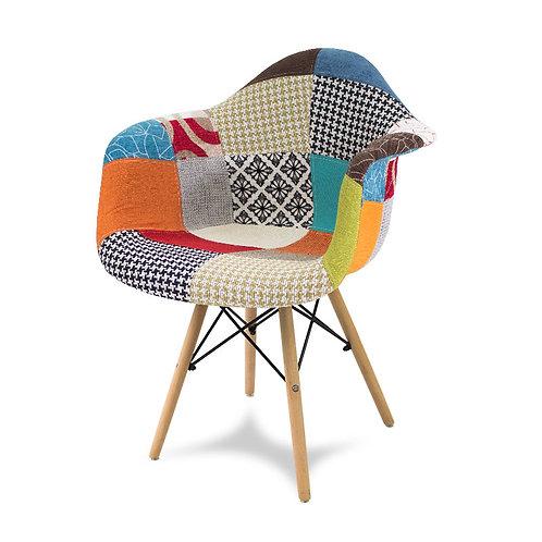 Krzesło designerskie Rainbow