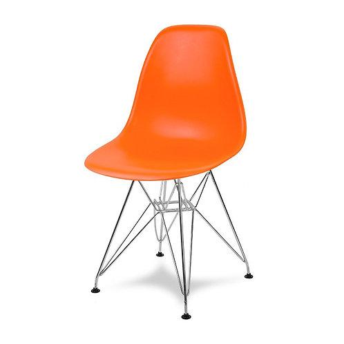 Krzesło  pomarańczowe Ankara 1