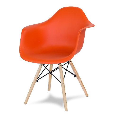 Krzesło  pomarańczowe Astra 22