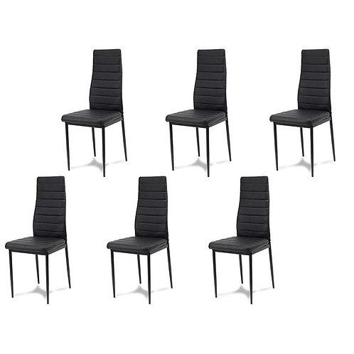 Zestaw krzeseł  6 sztuk.