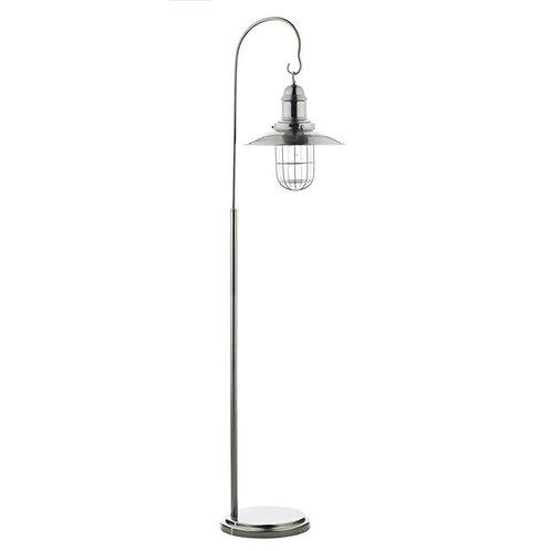 Lampa podłogowa - Silver Railway