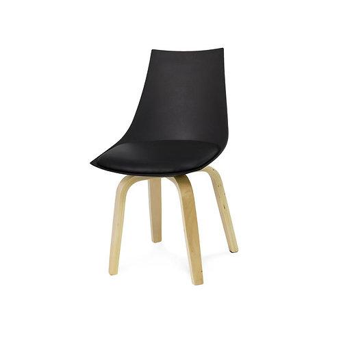 Krzesło Aron czarne