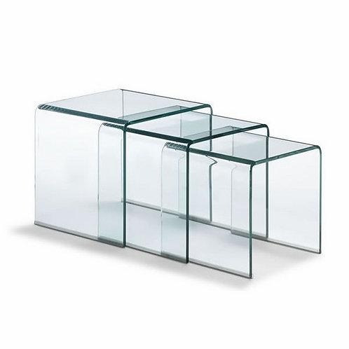 Stół Triple Glass