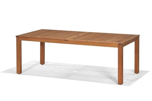 Duży stół ogrodowy  224x100  - drewno