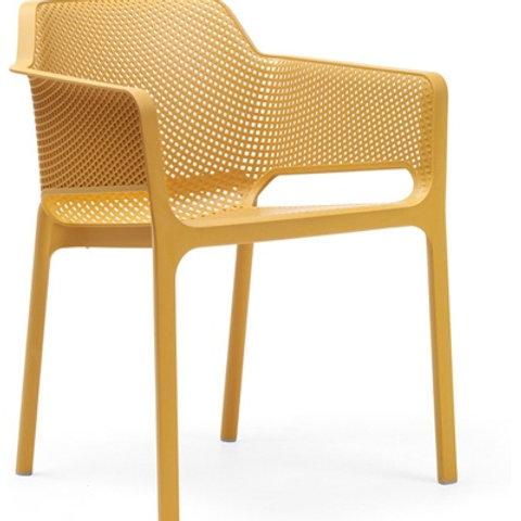 Krzesło żółte Darja 44