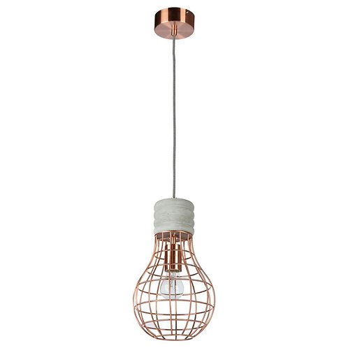 Lampa ażurowa - Bulb Cage