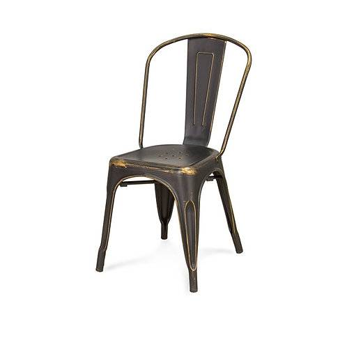 Metalowe krzesło Steel