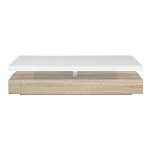 Designerski stolik kawowy Wenus 117 cm