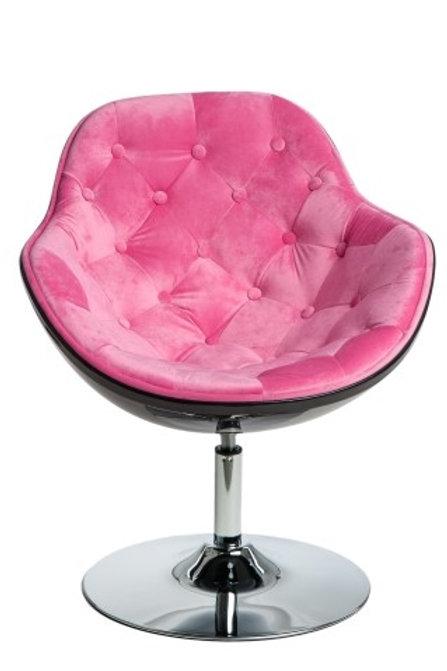 Fotel Pink Princess