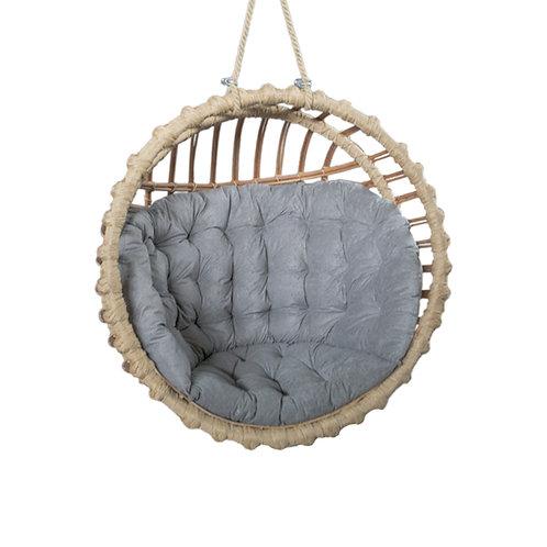 Fotel podwieszany Kula naturalna
