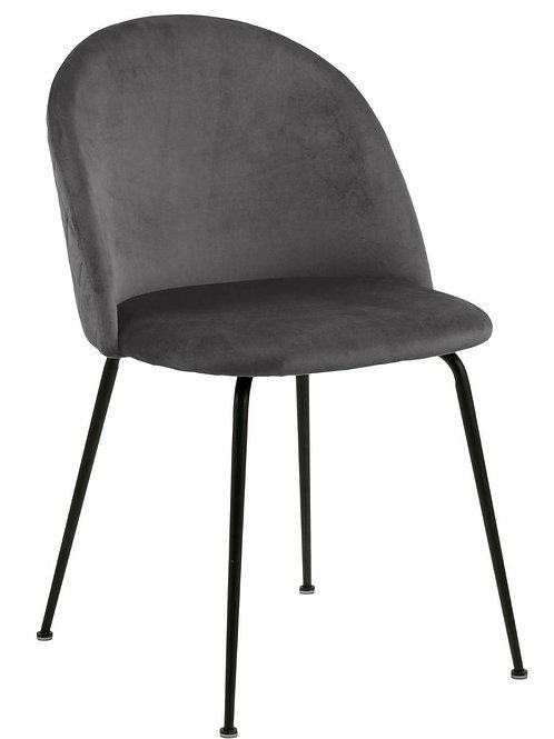 Krzesło szare Elena  28