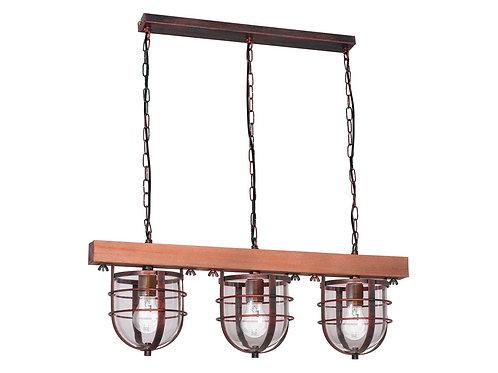Industrialna lampa wisząca - Blacksmith