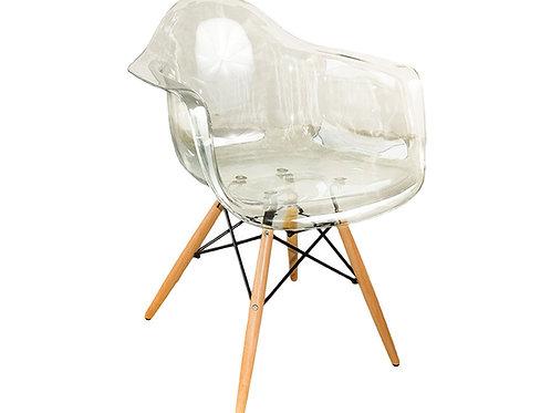 Krzesło Big Charles Clear