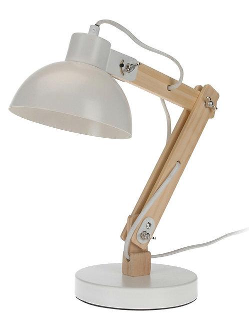 Lampa biurkowa Lara White