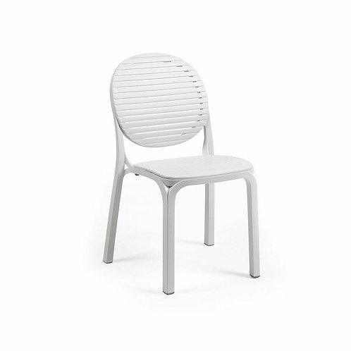 Krzeło białe designerskie Arti 33