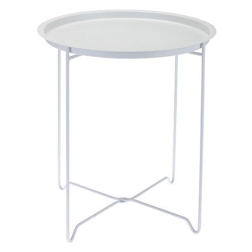 Designerski stolik kawowy biały 44