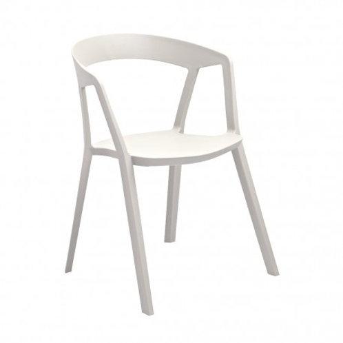 Krzesło białe Liban 33