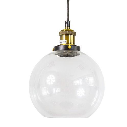 Lampa  Ball transparent  1