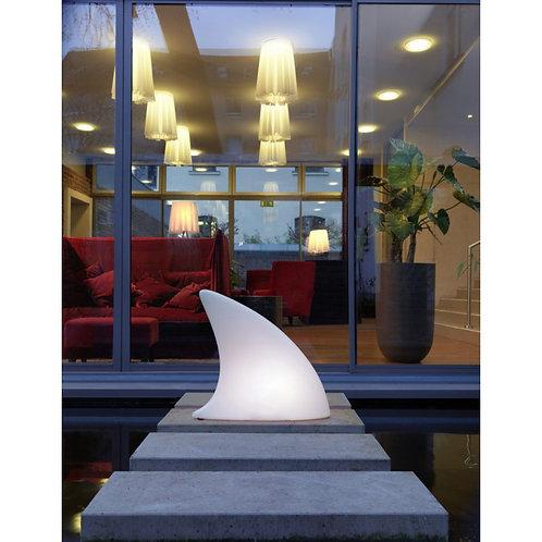 Świecąca rzeźba LED - Shark