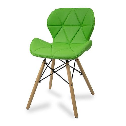 Krzesło Luiza  zielone