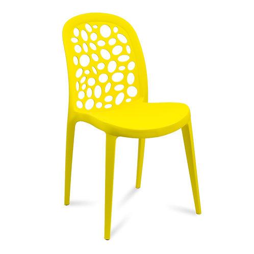 Krzesło żółte  Krapi 3