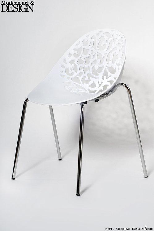 Krzesło ażurowe  Flourish