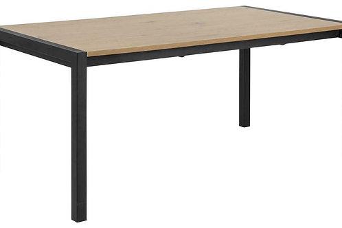 Brązowy stół rozkładany  170/250 x 90cm