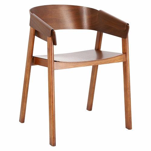 Designerskie krzesło dębowe Luis 213