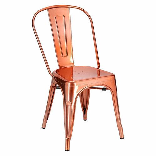 Krzesło  miedziane Leon 33