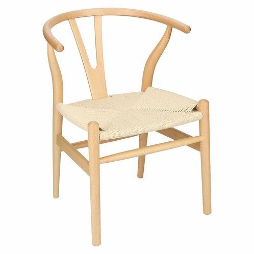 Krzesło  drewniane naturalne  Luis 66