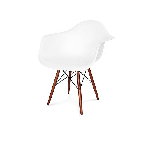 Krzesło designerskie White W  66