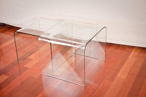 Stolik Glass Italiano VIII Transparent