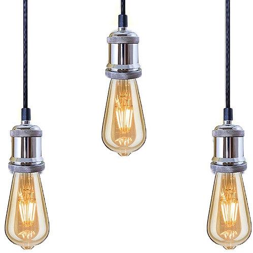 Lampa sufitowa Industrial 3