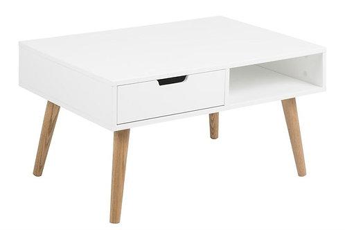Biały stolik Morton