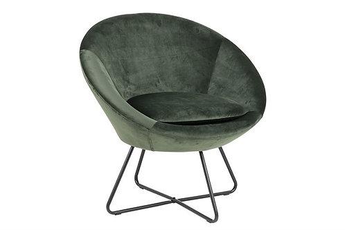 Fotel Mantra zielony