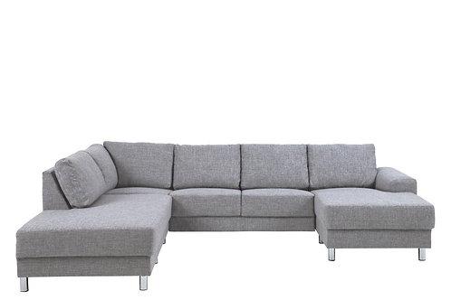 Sofa Loren  szara 286 cm