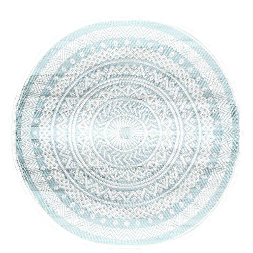 Dywanik Melania  niebieski  150 cm