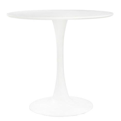 Okrągły biały stół Anastazja  1122