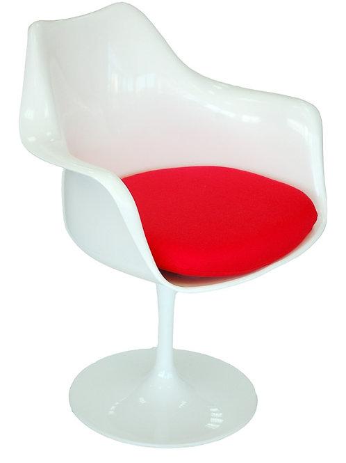 Krzesło designerskie Tulipanek