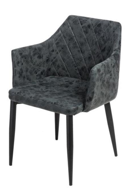 Krzesło tapicerowane Marmur