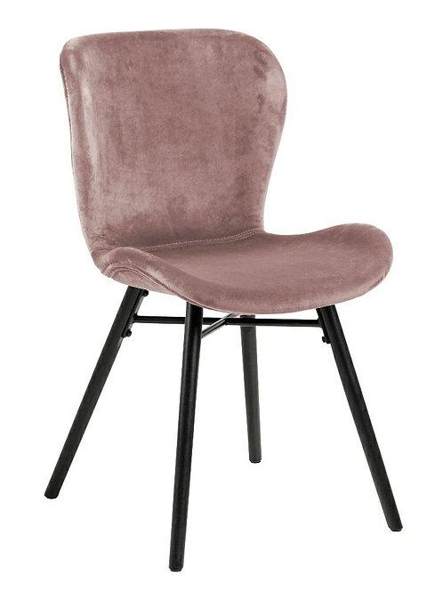 Krzesło różowe Astylia 33