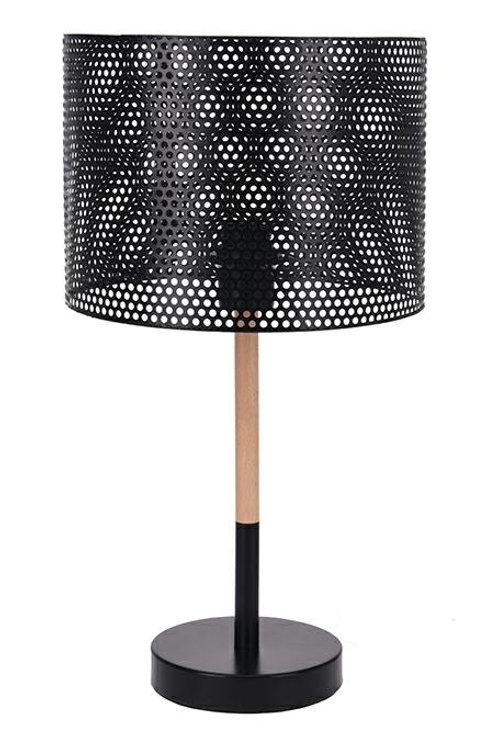 Lampa biurkowa Honey  22 czarna