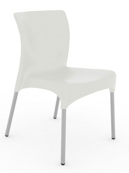 Krzesło białe  Orion 33