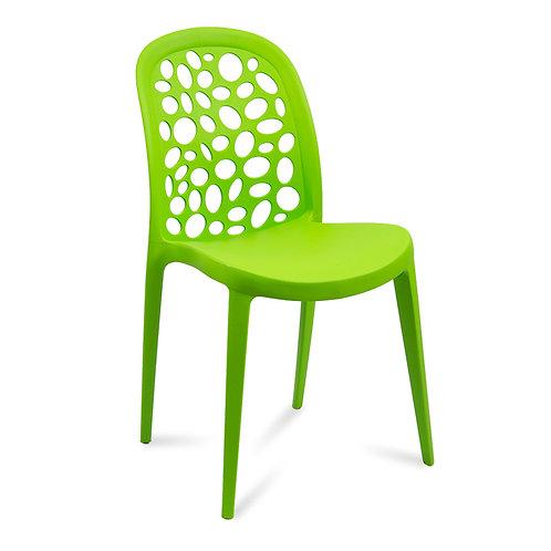 Krzesło zielone Krapi 4