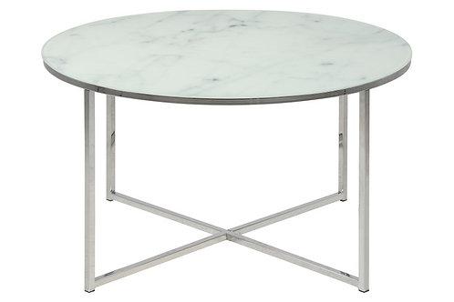 Designerski stolik Apollo Silver