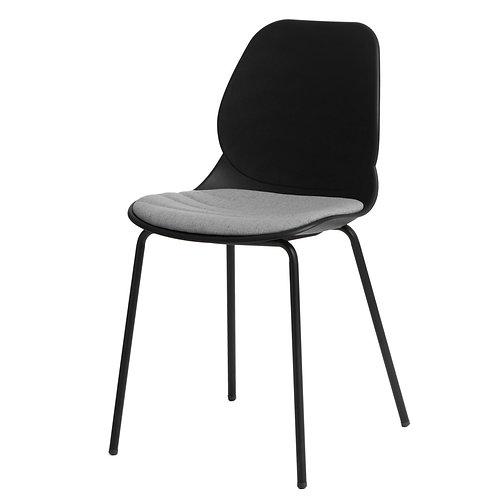 Krzesło czarne  Dany