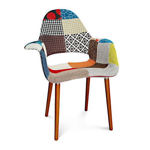 Krzesło tapicerowane  Rafi