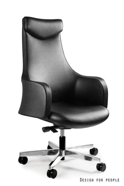Fotel biurowy Luxi 44 Skóra naruralna