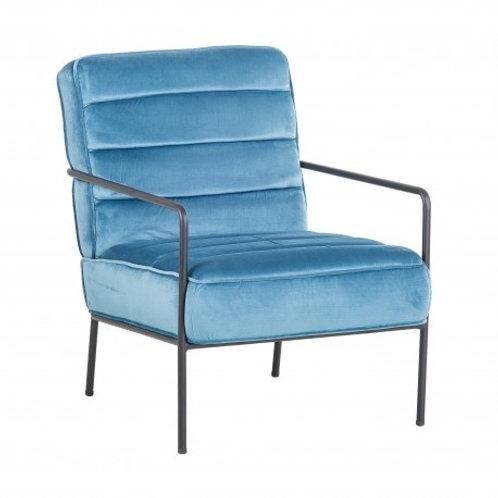 Fotel niebieski Blue 22